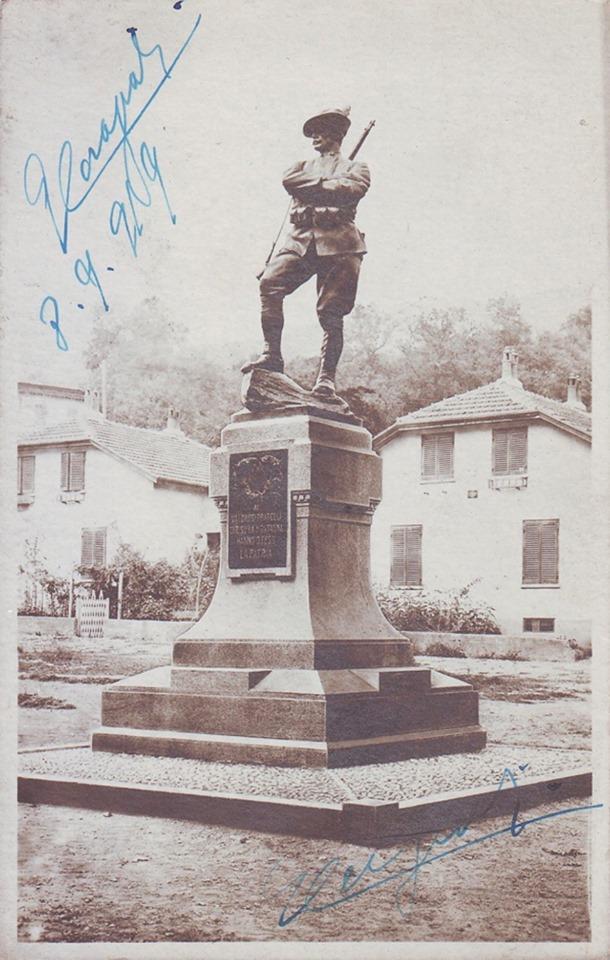 Monumento Alpini 1919