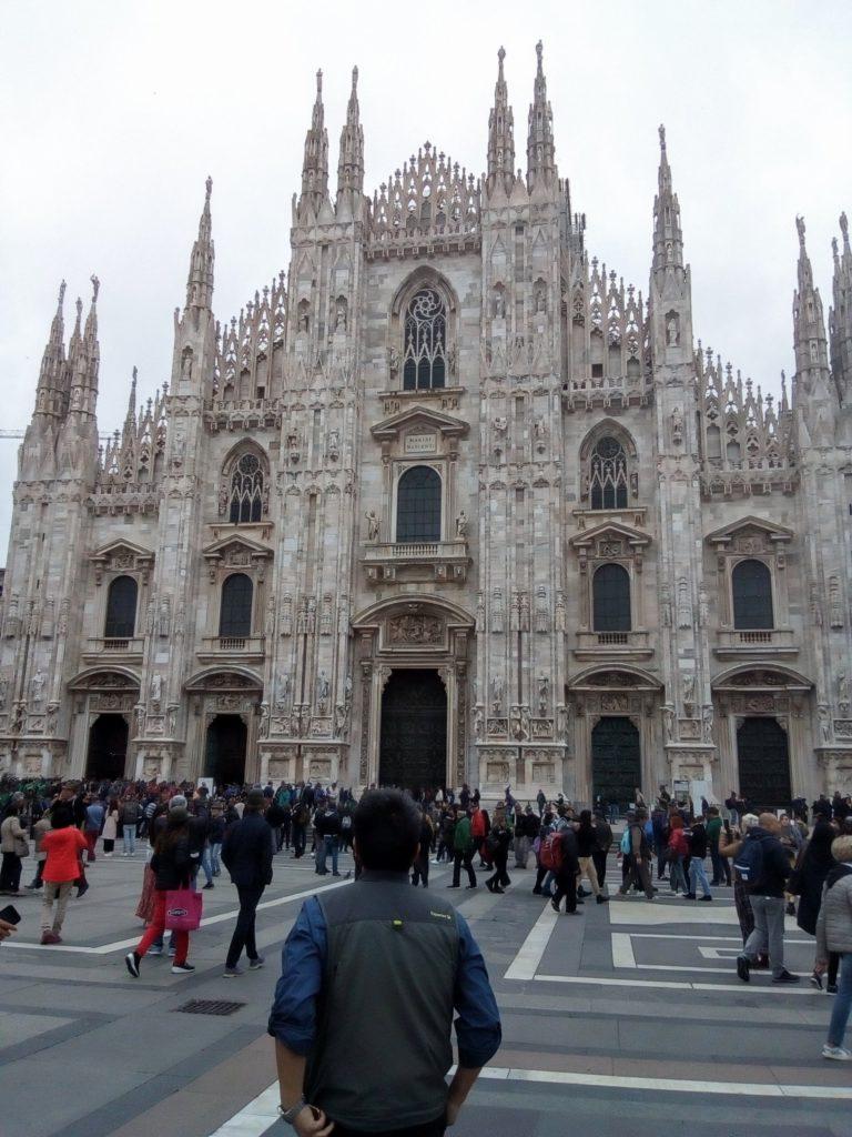Duomo di Milano Alpino