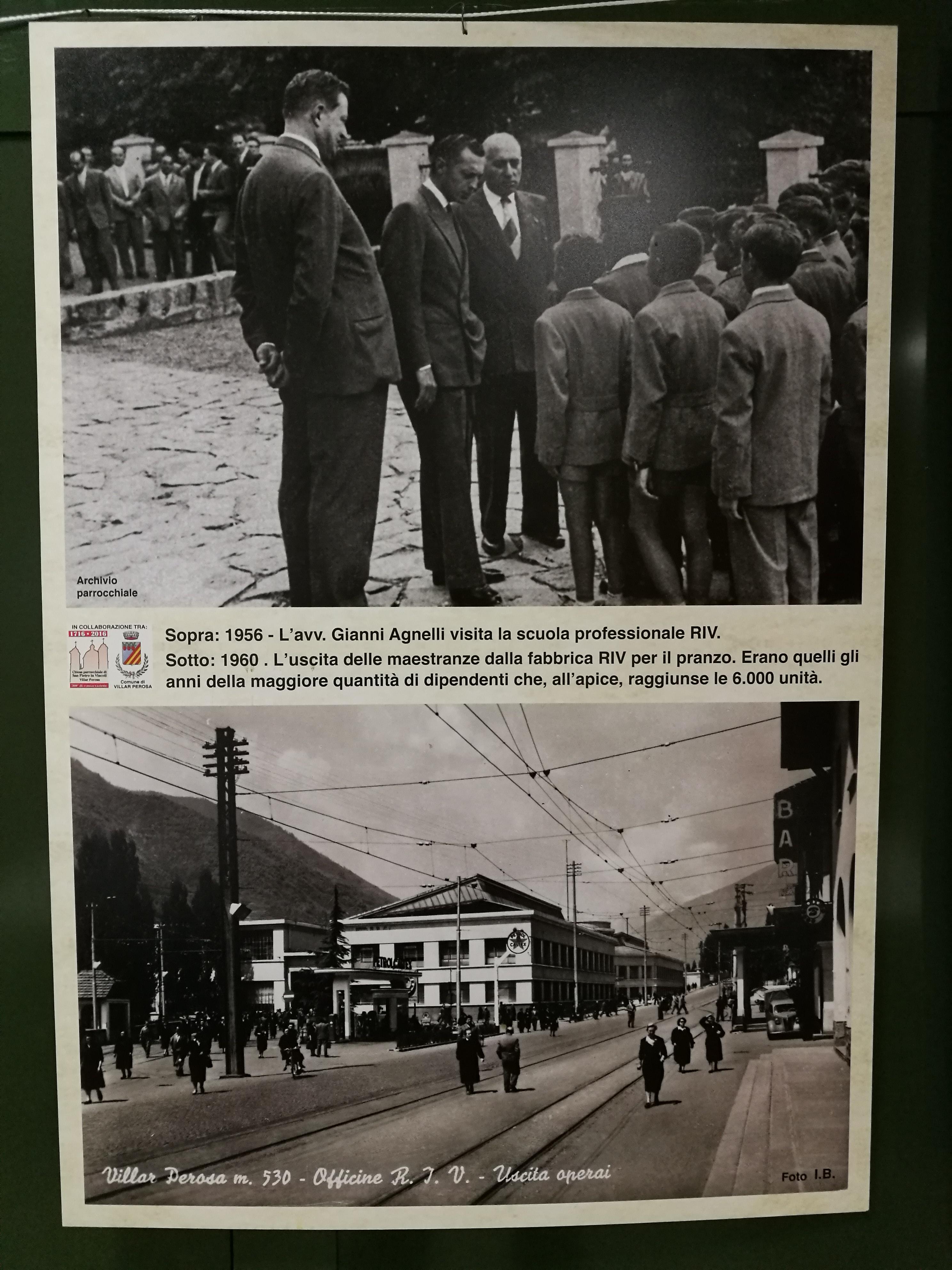 la Storia di Villar