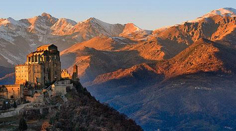 La Sacra di San Michele in Val Susa