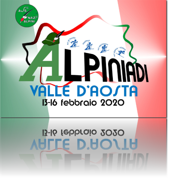 Logo Alpiniadi 2020