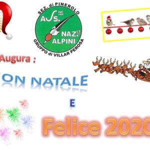 Buon Natale e Auguri 2019