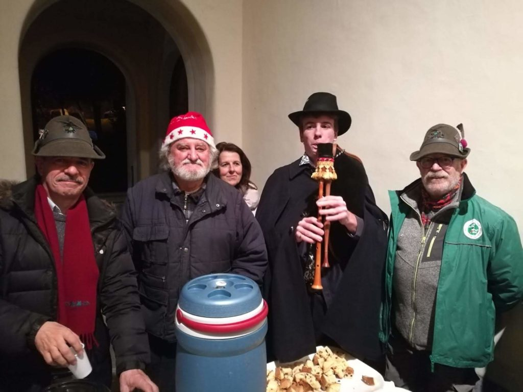 Vin Brulè vigilia Natale