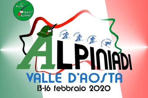 alpiniadi 2020 logo