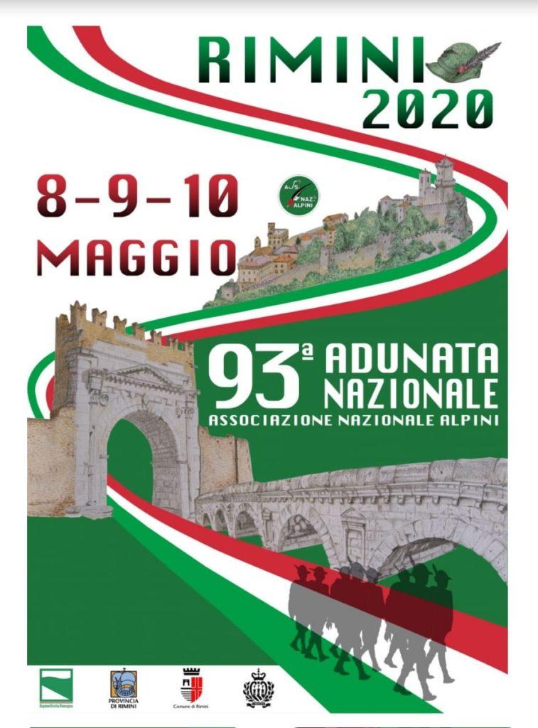 Locandina Evento Rimini 2020