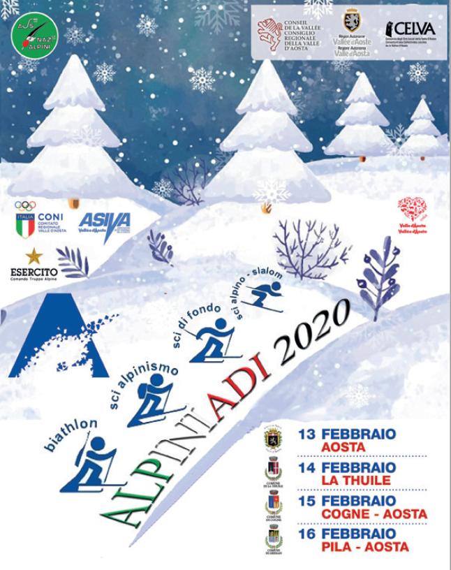 Brochure Alpiniadi 2020