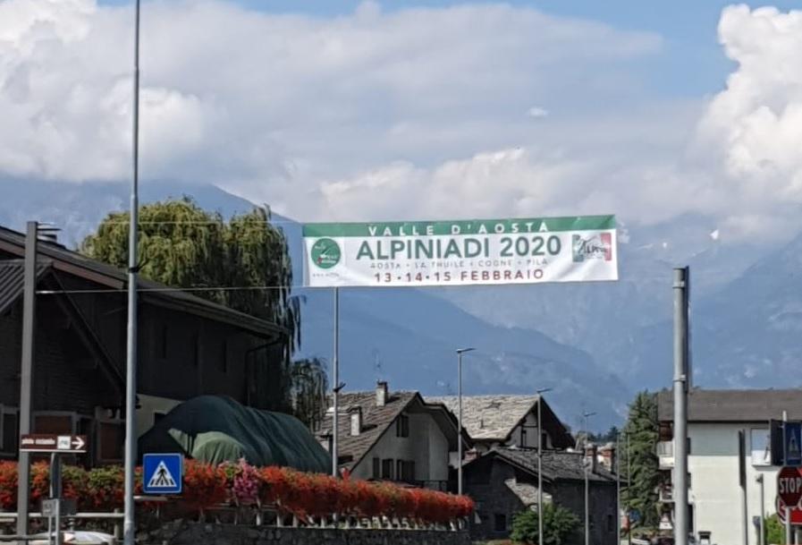 Alpiniadi 2020 val d'aosta