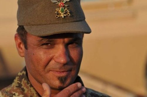 Sottotenente Mauro Gigli