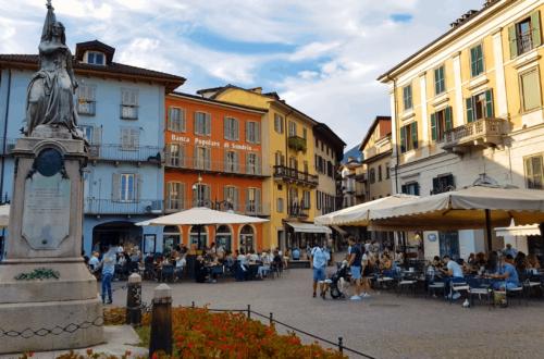 piazza Verbania Intra