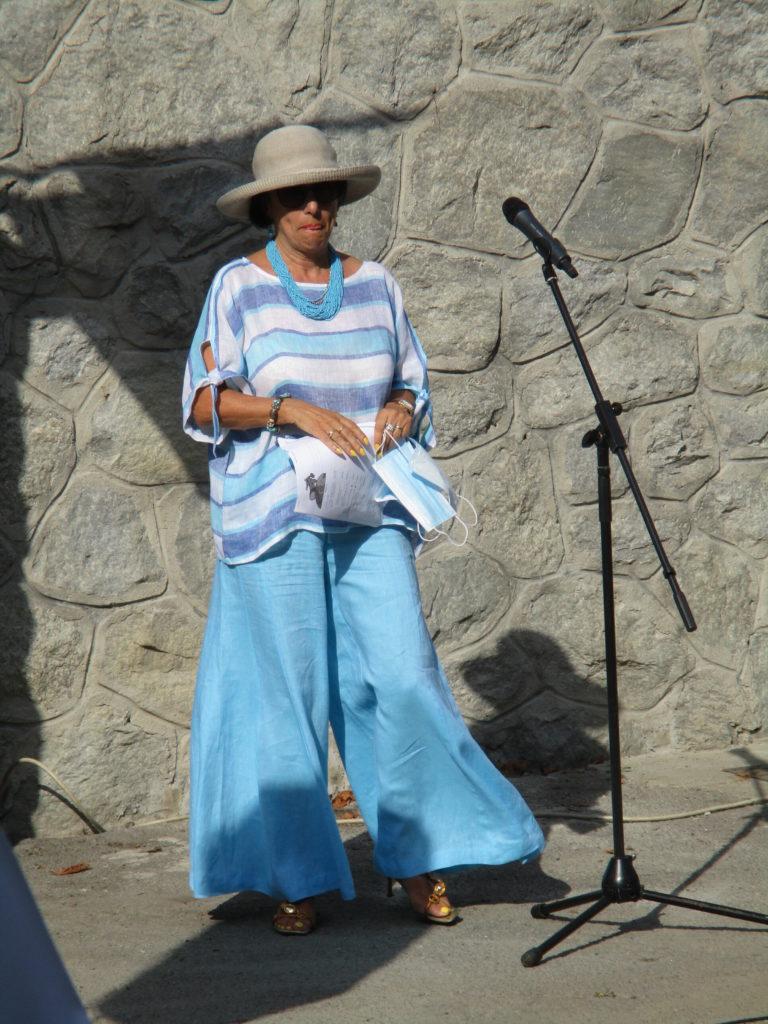 Lucetta Peratoner Madrina dell'evento