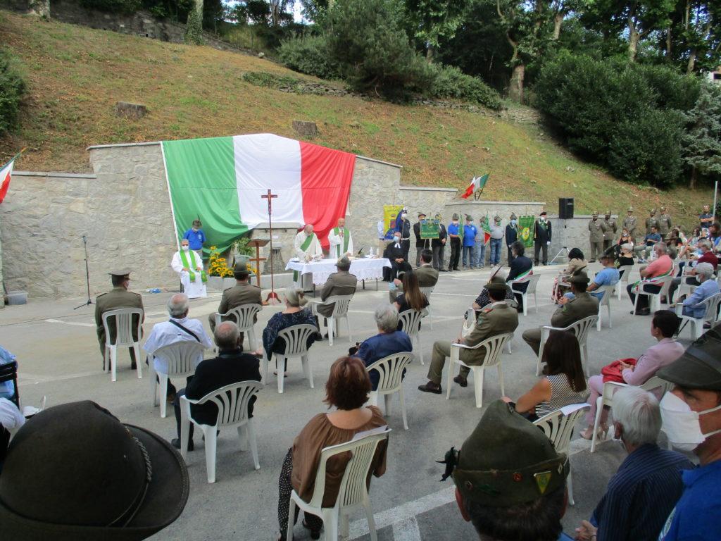 Immagini della cerimonia
