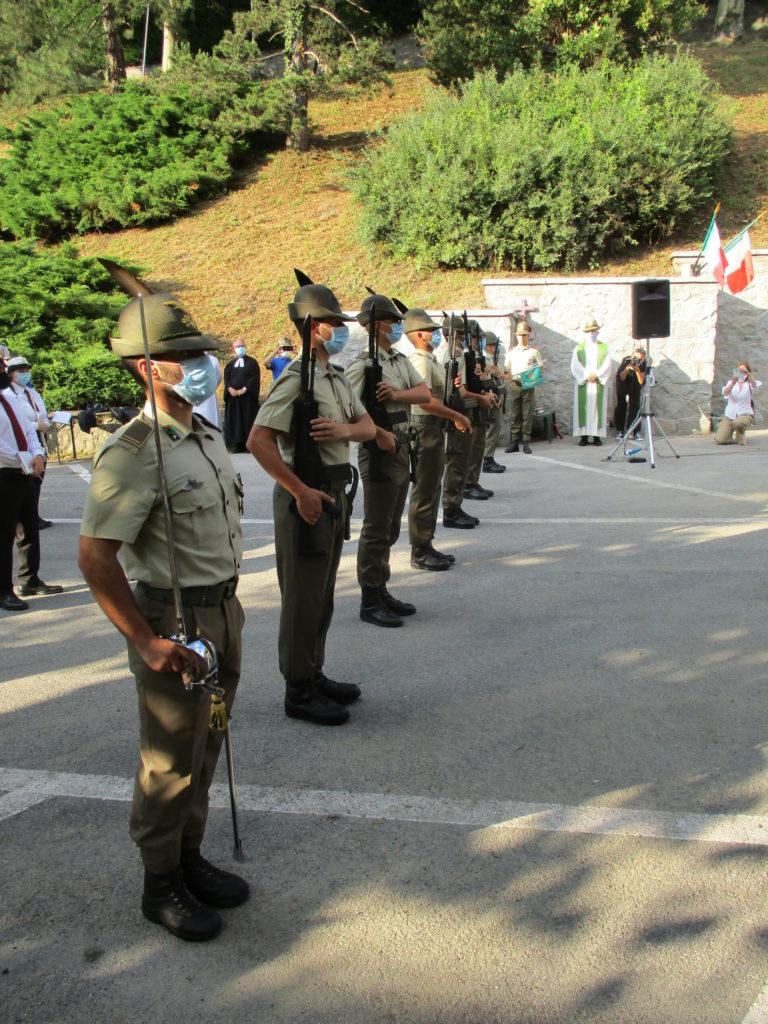 Picchetto D'Onore della Brigata Taurinense