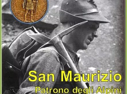 San Maurizio Patrono degli Alpini