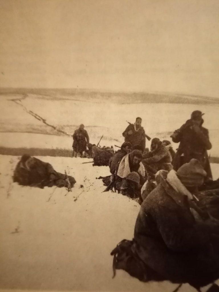 Accampamento Campagna Russia 1943