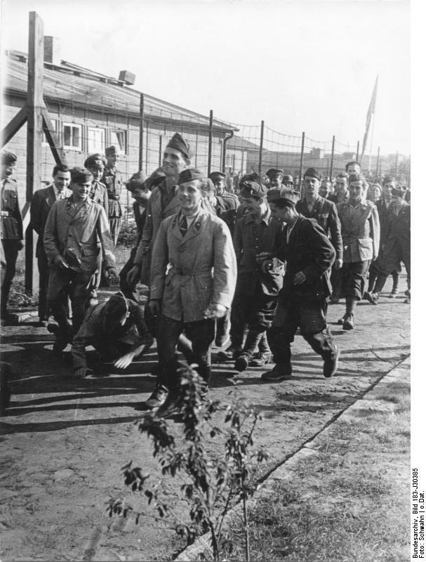 Militari italiani campi di sterminio