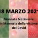 18 marzo vittime covid