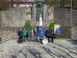 25 Aprile 2021 Alpini Villar Perosa