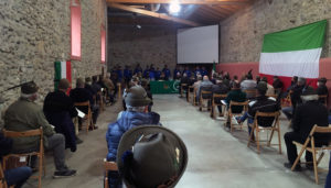 Alpini assemblea sezionale