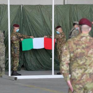Fine Missione Herat Afghanistan