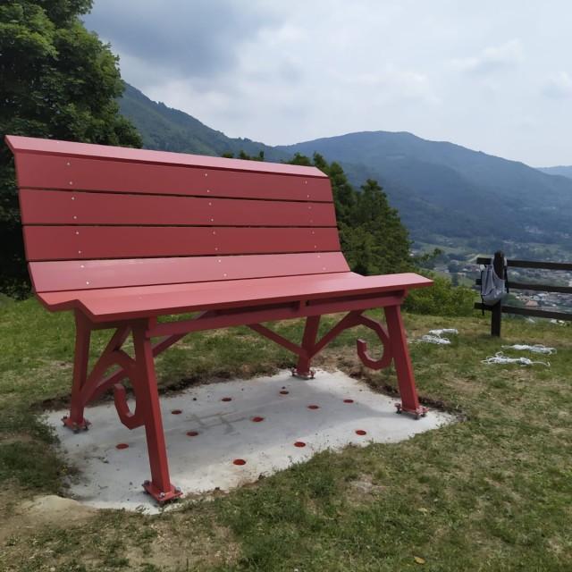 Big Bench di Perosa